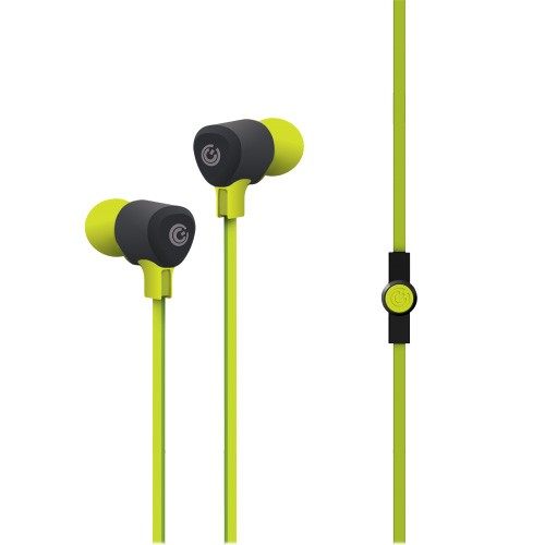 SonicGear Airplug 200 Neo Headphone - Apple Green