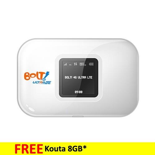 Bolt Modem Aquila Slim 4G LTE - White