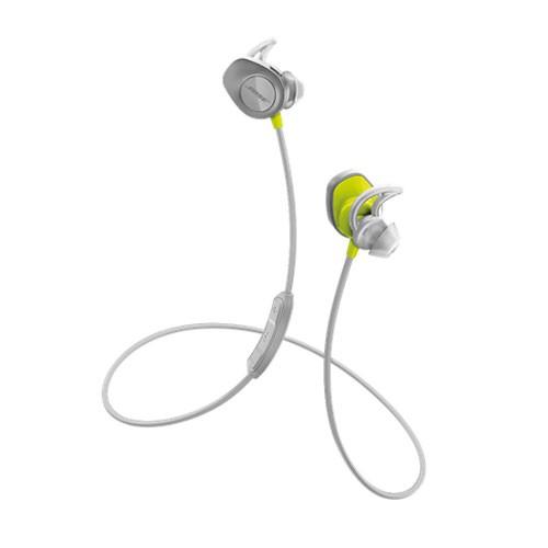 Bose SoundSport Wireless In-Ear Headphones - Yellow