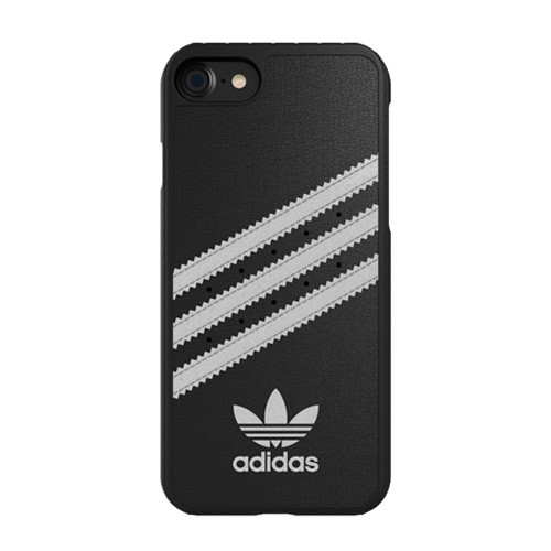 Adidas Moulded Case For Iphone 7 - Black/White