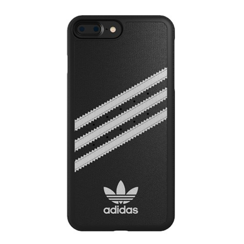 Adidas Moulded Case for iPhone 8 Plus / iPhone 7 Plus - Black/White