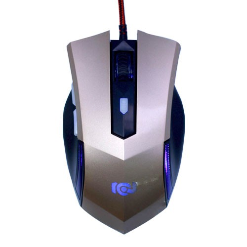 Nehcnic Mouse Gaming NCX-1 - Gold