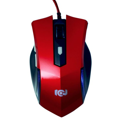 Nehcnic Mouse Gaming NCX-1 - Red