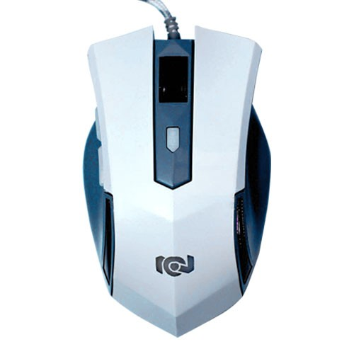 Nehcnic Mouse Gaming NCX-1 - White