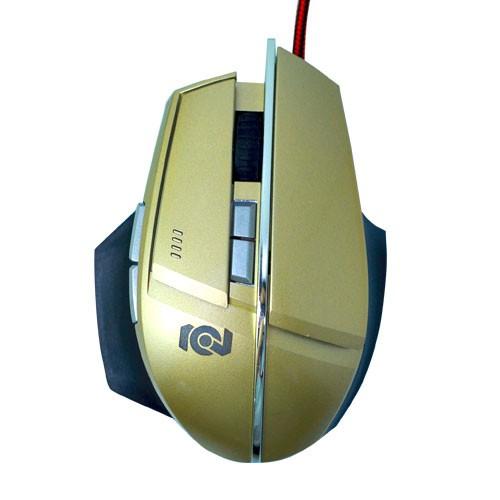 Nehcnic Mouse Gaming NCX-2 - Gold