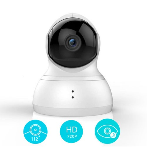 Xiaomi Yi Dome Camera 360° Smart Home System