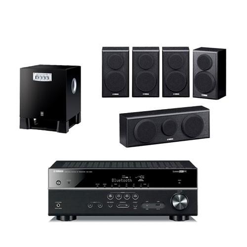 Yamaha Audio HT-481 SE (RX-V481 + NS-PA150 + YST-SW315)