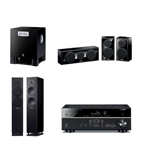 Yamaha Audio HT-481 (RX-V481 + NS-F150 + NS-P150 + YST-SW315)