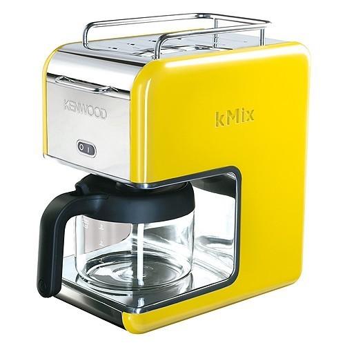 Kenwood kMix Coffee Maker CM028 - Yellow