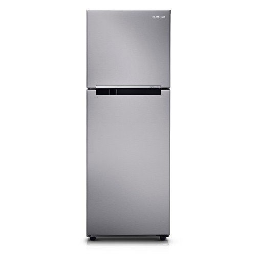 Samsung Refrigerator Double Door with CoolPack 236L (RT22FARBDSA/SE) - Silver