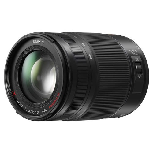 Panasonic Lensa Lumix G X Vario 12-35mm - H-HS35100E