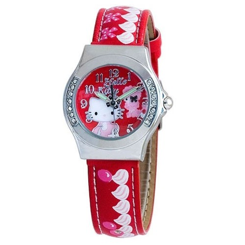 Hello Kitty Jam Tangan - HKFR 1001-01A