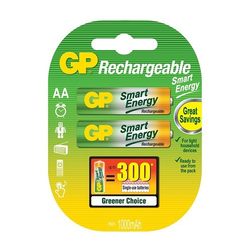 GP-Batteries Smart Energi AA 1000mAh