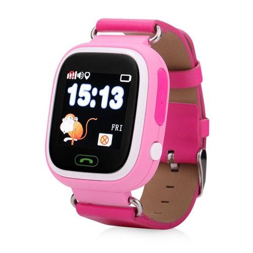 Wonlex Cleverwatch GPS Tracker Watch GW100 - Pink