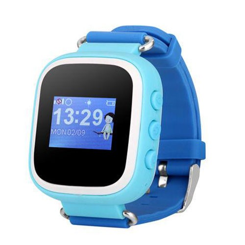 Wonlex Cleverwatch GPS Tracker Watch Waterproof GW100S - Blue