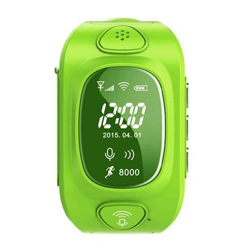 Wonlex Cleverwatch GPS Tracker Watch GW300 - Green