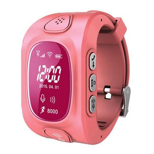 Wonlex Cleverwatch GPS Tracker Watch GW300 - Pink