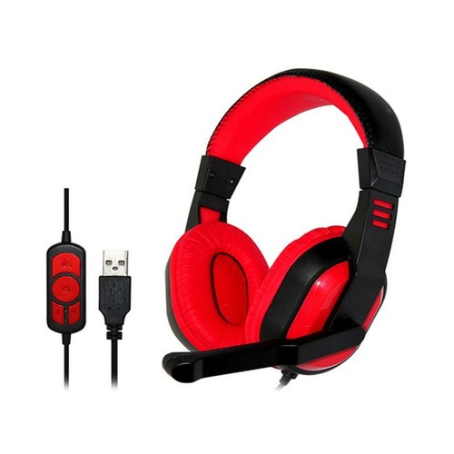 Ovleng Headset Gaming Q11 - Red