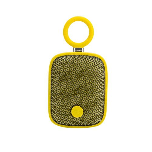 Dreamwave Bluetooth Speaker Bubble Pod - Yellow