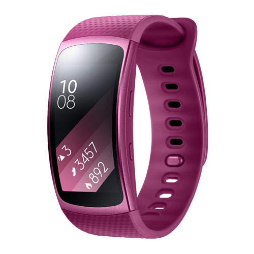 Samsung Gear Fit2 Long Strap - Pink