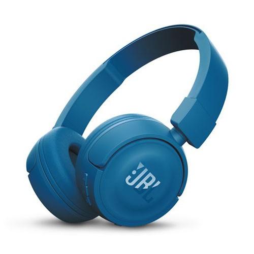 JBL Wireless On-ear headphones T450BT - Blue