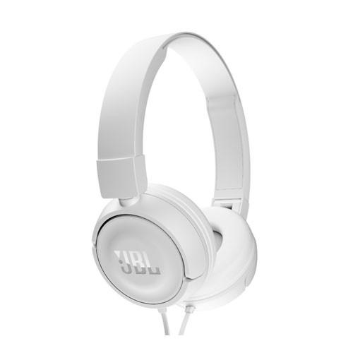 JBL On-Ear Headphone T450 - White
