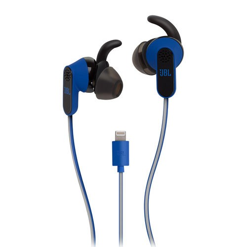 JBL Sport Earphone Reflection Aware with Lightning Connector - Blue