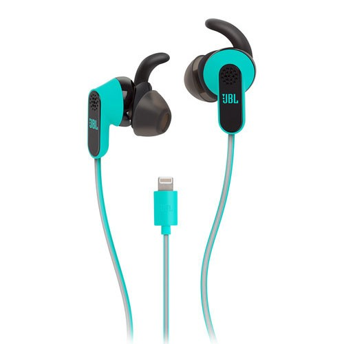 JBL Sport Earphone Reflection Aware with Lightning Connector - Teal
