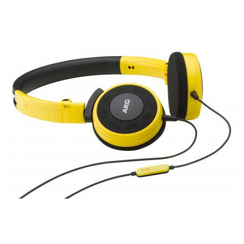 AKG On-Ear Headphone Y30 - Yellow