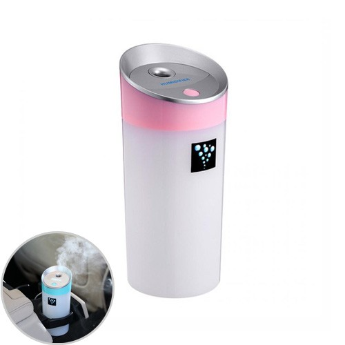 Anion Moisturizing Instrument Humidifier - Pink