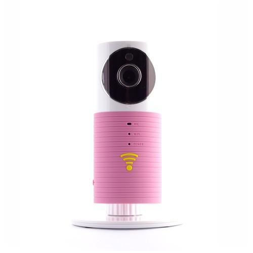 Cleverdog Smart IP Camera - Pink