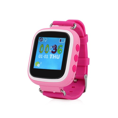 Wonlex Cleverwatch GPS Tracker Watch GW200 - Pink