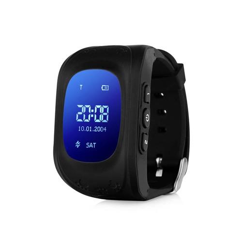 Wonlex Cleverwatch GPS Tracker Watch Q50 - Black