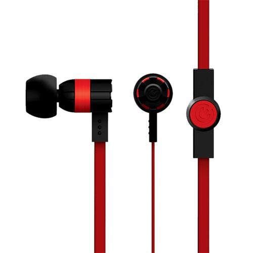 SonicGear SparkPlug Turbo in-Ear Headphone - Metallic Red