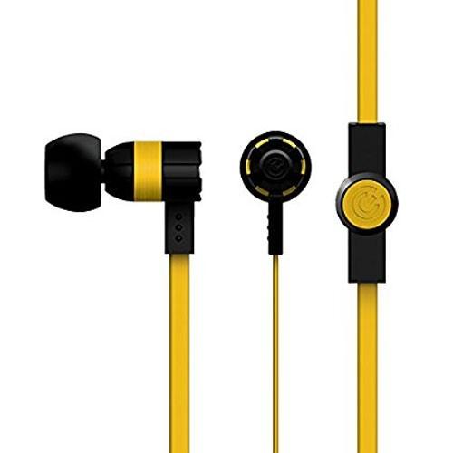 SonicGear SparkPlug Turbo in-Ear Headphone - Gold