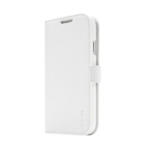Capdase Sider Classic Folder Casing for Galaxy S5 - White