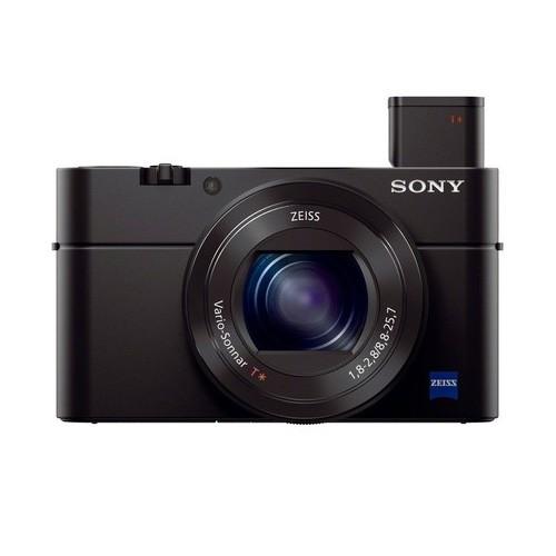 Sony Cyber-shot Camera DSC-RX100 Mark III - Black