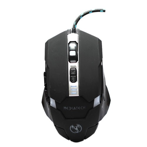 Mediatech Mouse Gaming Krobelus Z1 - Black