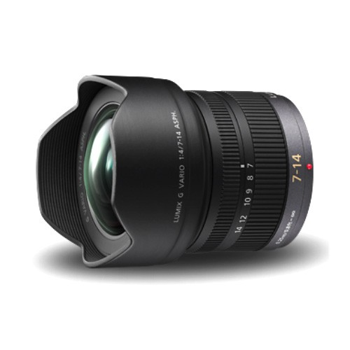 Panasonic Lensa Lumix G Vario 7-14mm - H-F007014E