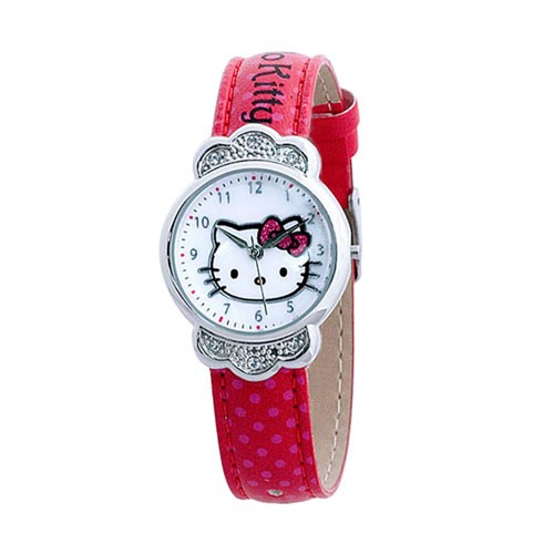 Hello Kitty Jam Tangan - HKFR1243-01C