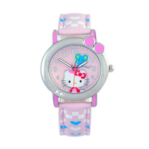 Hello Kitty Jam Tangan - HKFR1343-01A & Ben 10 Jam Tangan