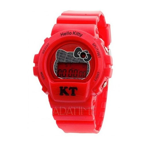 Hello Kitty Jam Tangan - HKSQ998-01G
