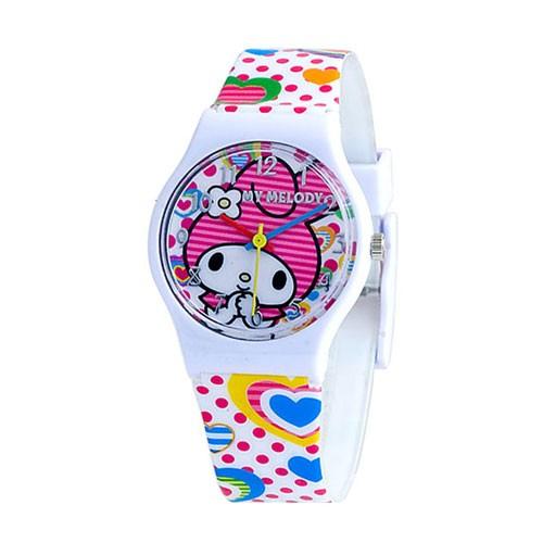 Hello Kitty Jam Tangan my Melody - MMDFR1017-02A