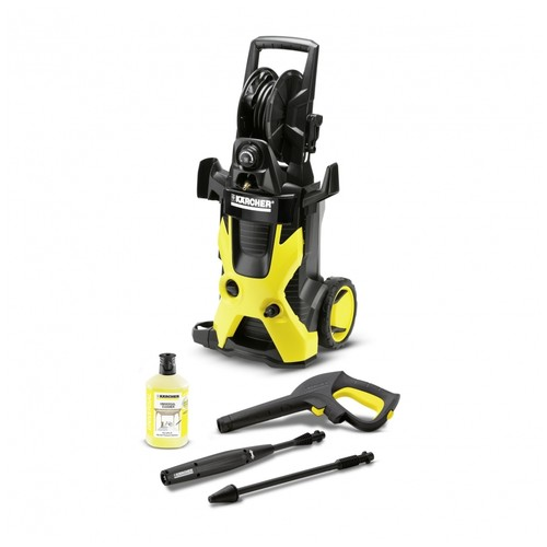 KARCHER PRESSURE WASHER K 5 PREMIUM - YELLOW
