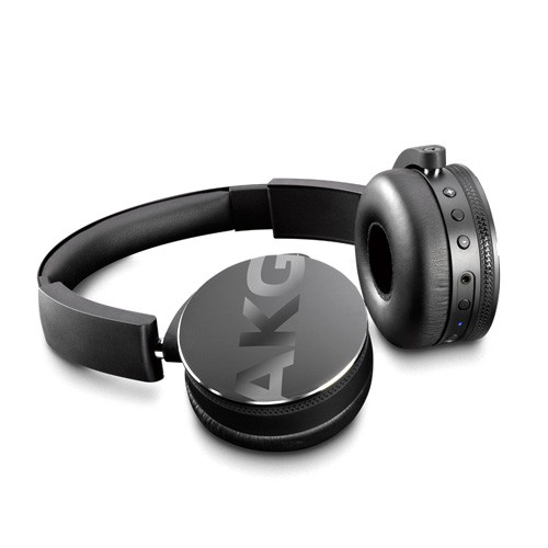 AKG On-ear Bluetooth Headphone Y50BT - Black