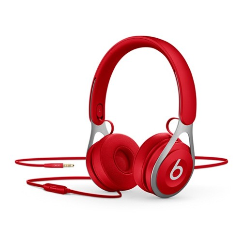 BEATS BY DRE OFFICIAL Beats EP On-Ear Headphones - Red
