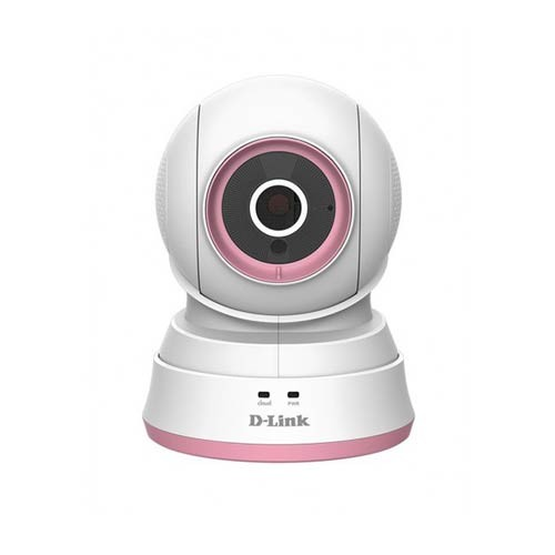 D-Link Wi-Fi Baby Camera Lite with Pan/Tilt (TA) - DCS-850L