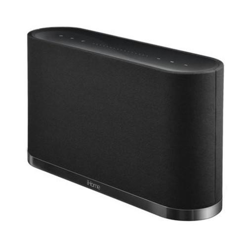 iHome Dual Alarm Stereo Clock Radio for iPod/iPhone/iPad iW1BE
