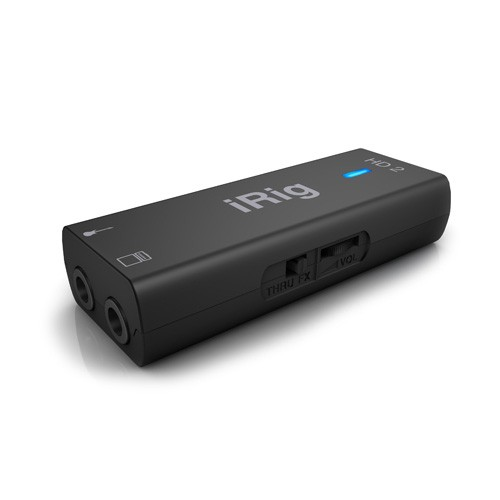 iRig HD 2 96kHz Pro Sound for iPhone, iPad or Mac/PC