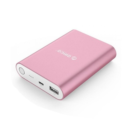 Orico Power Bank Quick Charge 2.0 10.400 mAh Q1- Pink